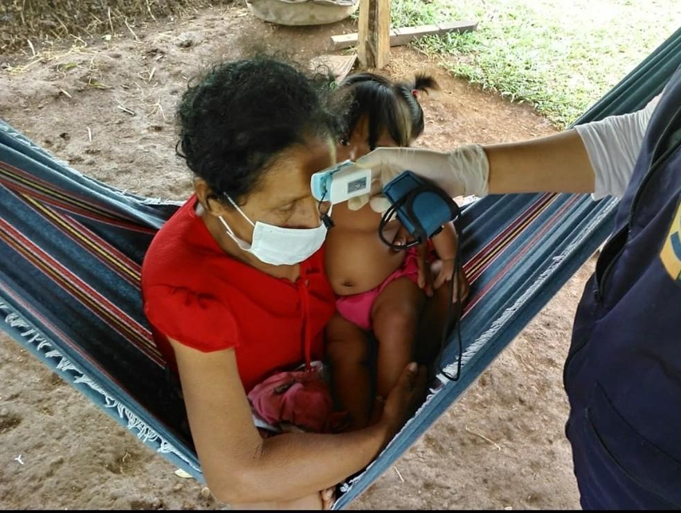 Entidades vão atuar com populações indígenas em todo o estado — Foto: GEA/Divulgação