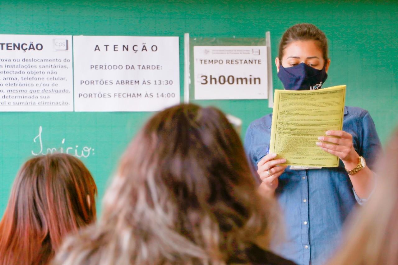 UEPG divulga resultado do Vestibular de Primavera na segunda-feira (25)