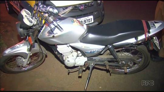 Motociclista atropela mulher e bebê de seis meses em Sarandi, no norte do Paraná
