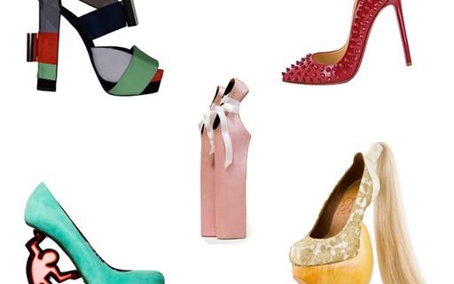 108dfc2dd Obsessão por sapatos é tema de nova exposição no FIT, em NY - Vogue |  lifestyle