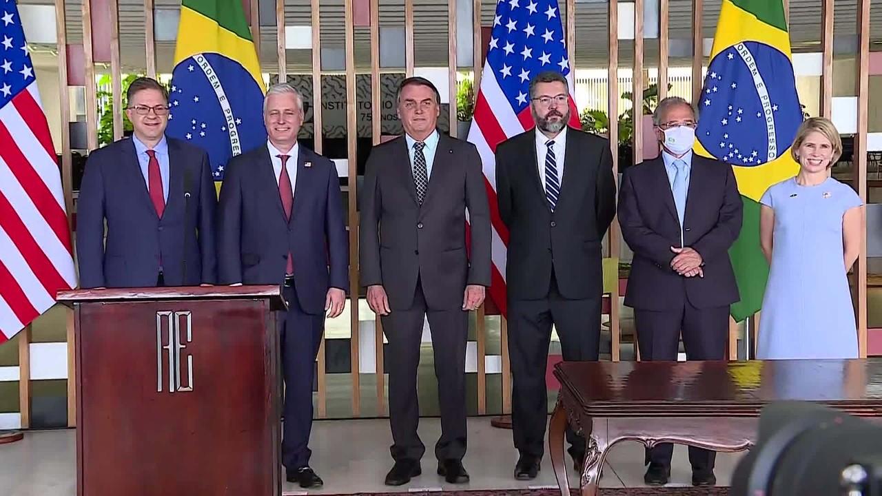 Governo detalha pacote para facilitar comércio com os EUA
