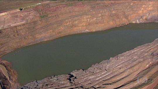 Barragem sob risco deixa cidade de MG em alerta constante
