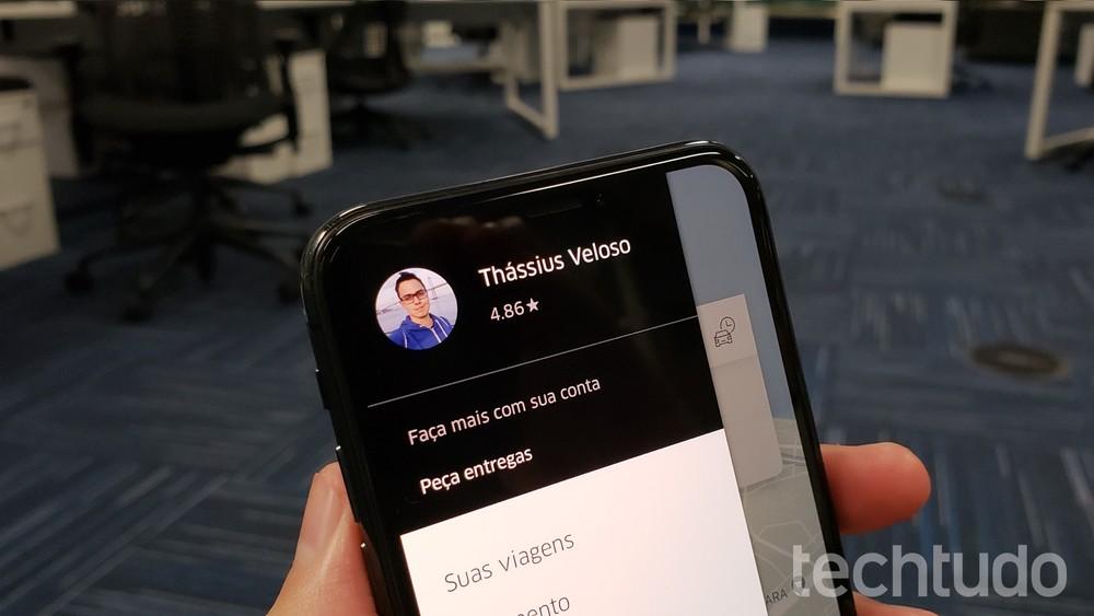 Tem Na Web - Nota mínima na Uber: passageiros podem ser expulsos do aplicativo