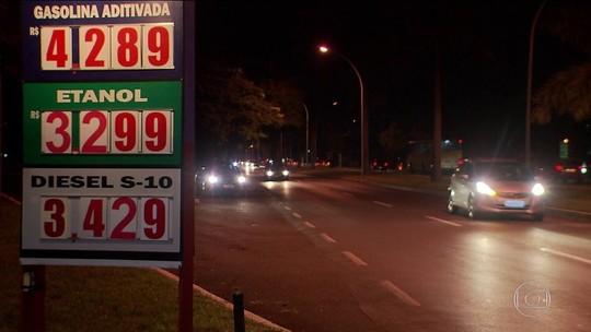Brasil tem a 2ª gasolina mais cara do mundo, aponta levantamento