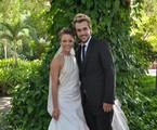 Isabel se casa com vilão em 'Balacobaco' | Munir Chatack/ Divulgação Record