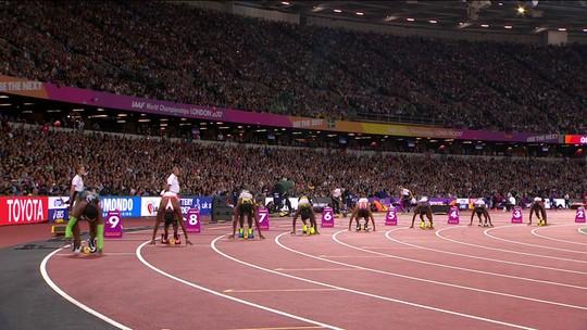 Rosângela queima largada de propósito nos 200m, mas IAAF descarta punição