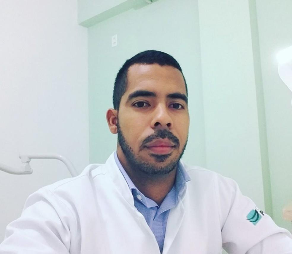Marcone Ferreira Cordeiro era Cirurgião-dentista e tinha o sonho de ingressar na Polícia Militar do Maranhão. (Foto: Reprodução/Facebook)