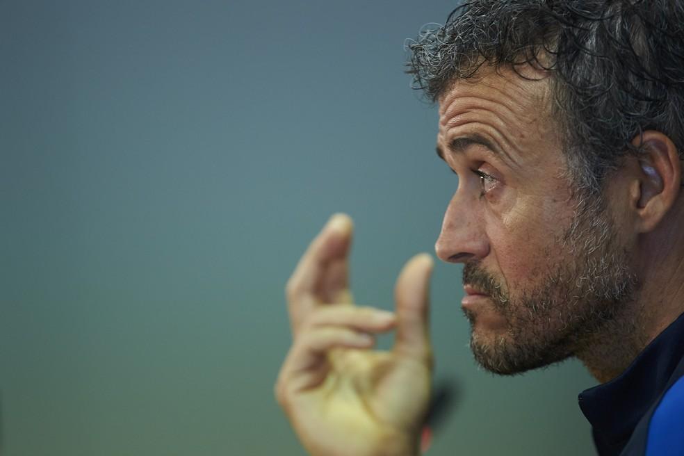 Luis Enrique é cotado para assumir o Chelsea (Foto: EFE)