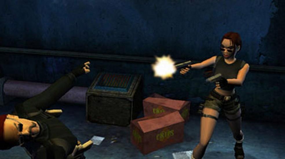Tomb Raider: The Angel of Darkness foi um dos maiores fracassos do PlayStation 2 e quase enterrou a franquia — Foto: Reprodução/PlayStation