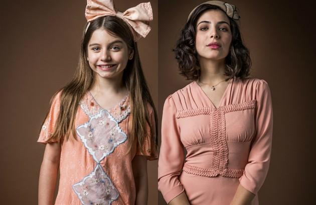 Rayssa Bratillieri interpretará a mimada Soraia (papel de Melissa Nóbrega na primeira fase). Na juventude, ela disputará o amor de Julinho com Lili (Foto: TV Globo)