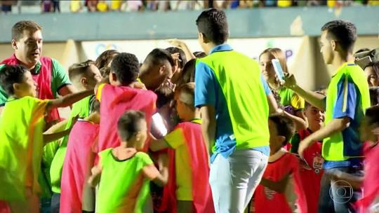 Seleção olímpica quer resgatar o orgulho do torcedor brasileiro