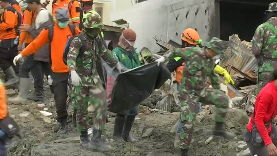 Indonésia decide adiar fim das buscas por desaparecidos em terremoto