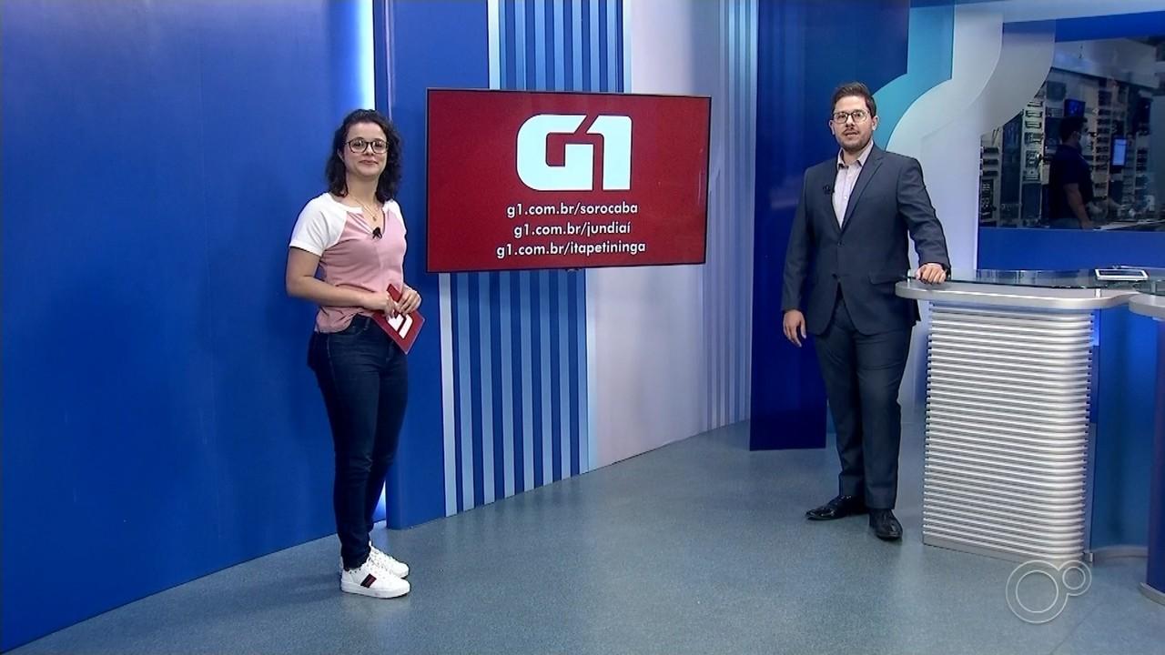 Heloísa Casonato traz os destaques do G1 no TEM Notícias desta quarta-feira