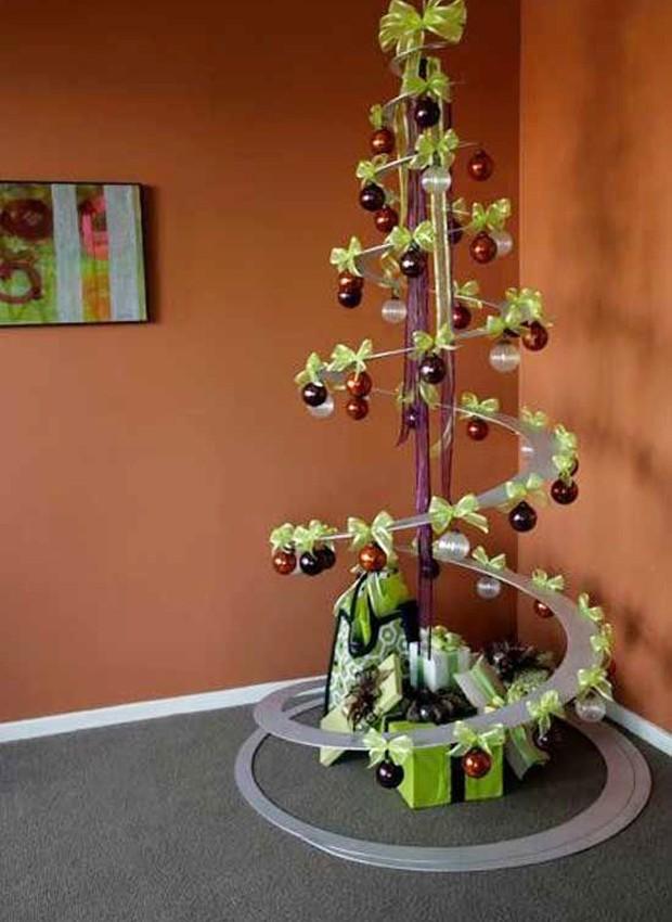 Árvore simples (Foto: Pinterest/Reprodução)