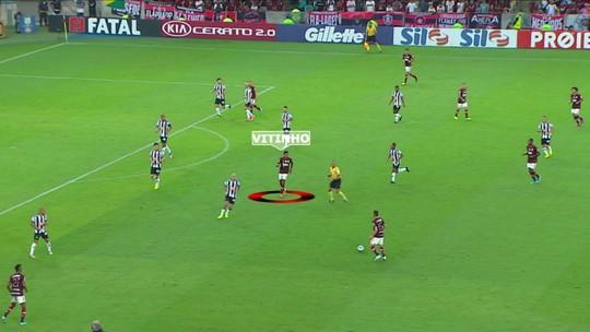 Reservas do Flamengo são dublês