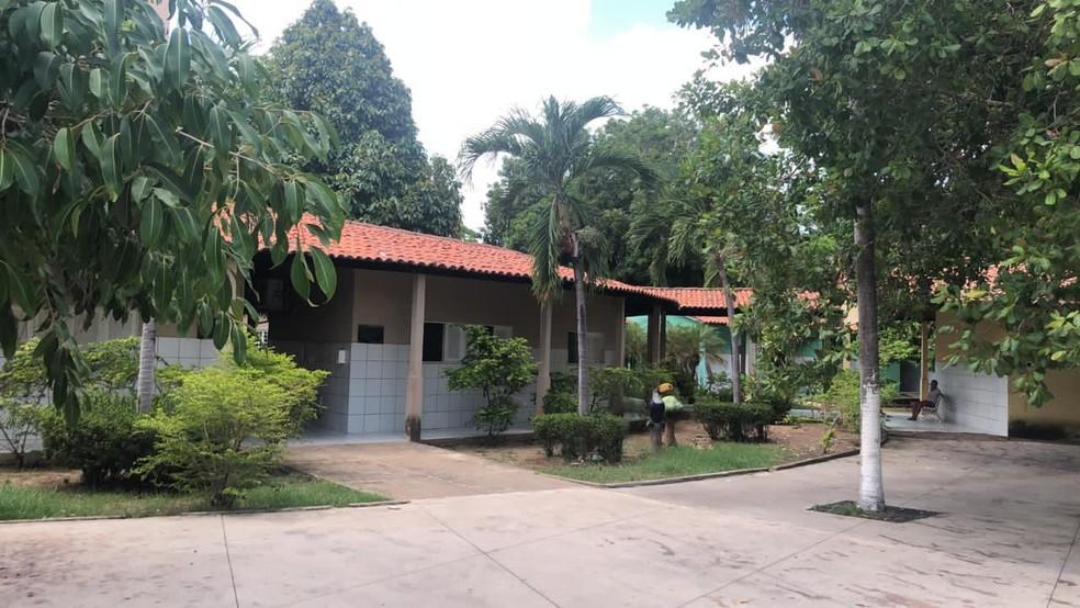 Vila do Ancião abriga idosos em Teresina — Foto: Sasc-PI