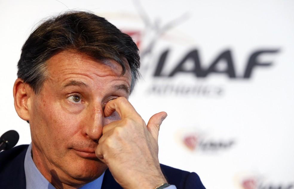 Coe disse não ser complicado transferir os Jogos para 2021 — Foto: Reuters