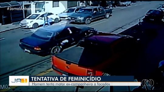 Homem é preso suspeito de esfaquear ex por não aceitar término, em Catalão