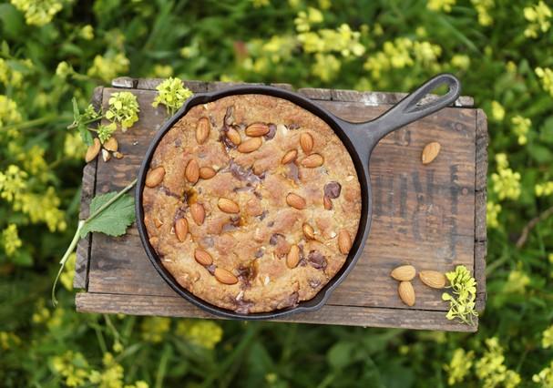 Cookie de frigideira (Foto: Divulgação)