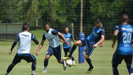 Foto: (Gustavo Oliveira/Londrina EC)