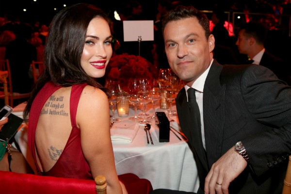 Megan Fox e Brian Austin Green (Foto: Getty Images)