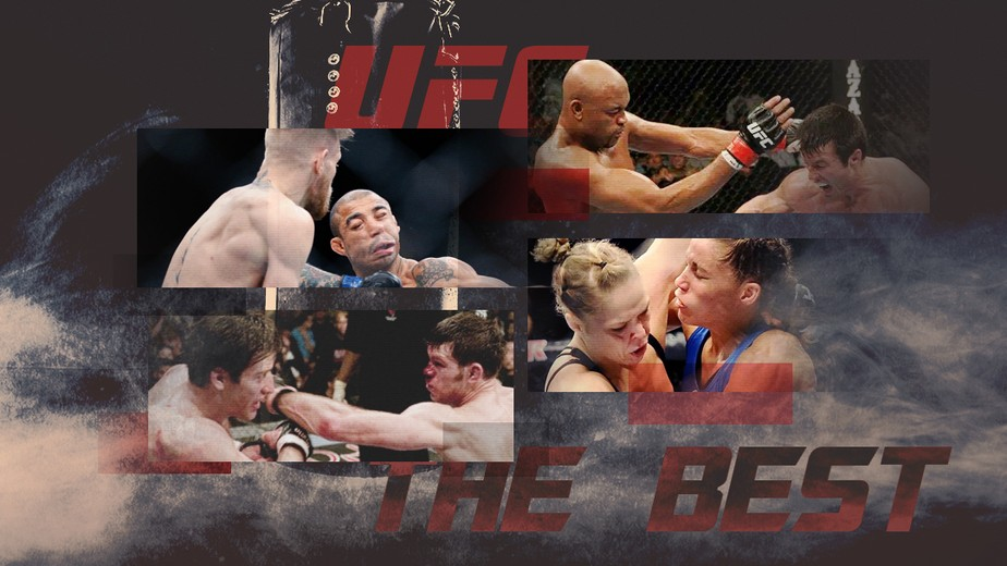 Vote na luta mais importante do Ultimate até hoje e assista no Combate após  o UFC 244 | combate | Sportv
