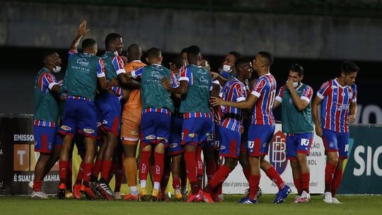Foto: (Felipe Oliveira / EC Bahia / Divulgação)
