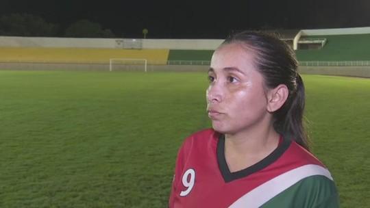 Autora de gol que deu vitória para Assermurb mira título do 2º turno para assegurar taça