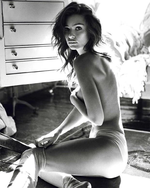 Emily Ratajkowski (Foto: Norman Jean Roy)
