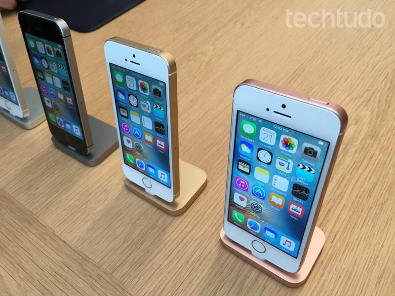 Iphone Se O S