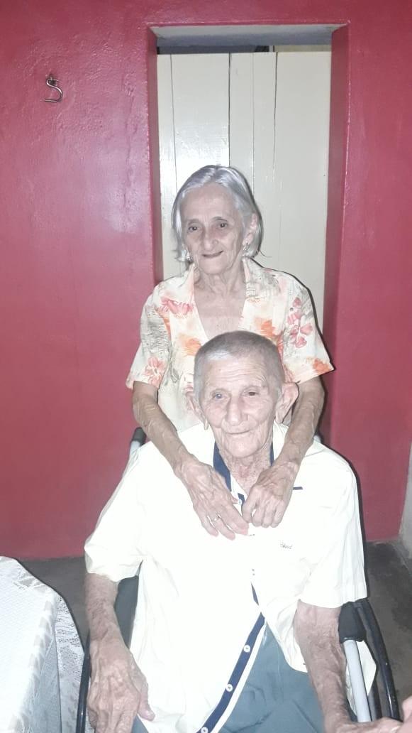 Idosos casados há 63 anos morrem de Covid-19 no mesmo dia no interior do RN