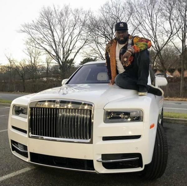 50 Cent (Foto: Reprodução Instagram)