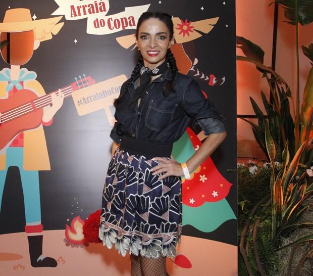Claudia Ohana (Foto: Thyago Andrade/Brazil News)