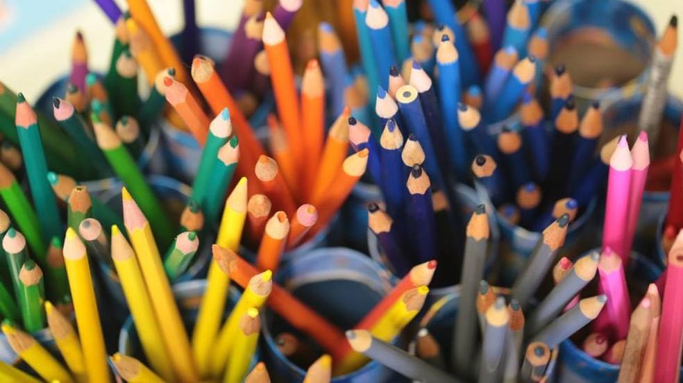 Aumento no número de matrículas de creches e pré-escolas é apontado pelo Censo Escolar — Foto: Natalia Filippin/G1