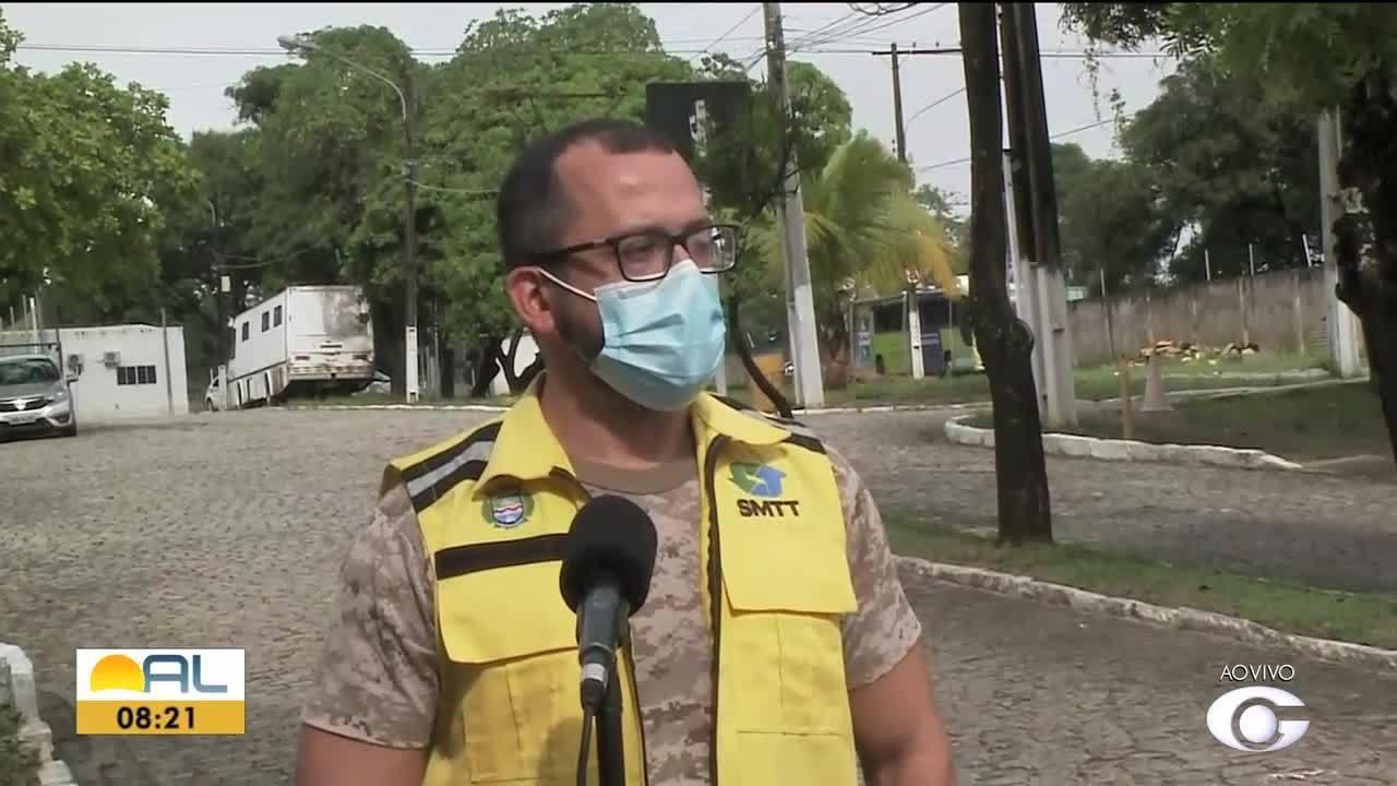 SMTT vai fiscalizar se as novas regras estão sendo cumpridas em Maceió
