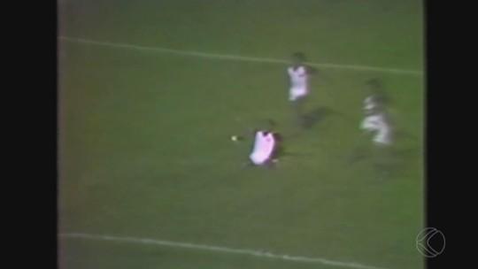#Tbt mostra polêmico jogo entre Uberaba e Flamengo em 1981