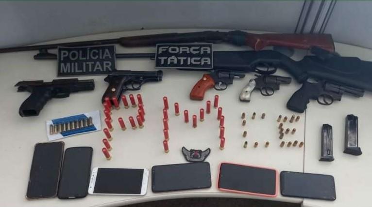 Homem em lista de recompensa, com antecedentes por homicídio, latrocínio e associação criminosa é preso em Sobral, no Ceará