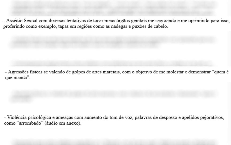 Bombeiro denuncia que teve nádegas mordidas por superior como 'batizado' ao  entrar em quartel de Goiânia | Goiás | G1