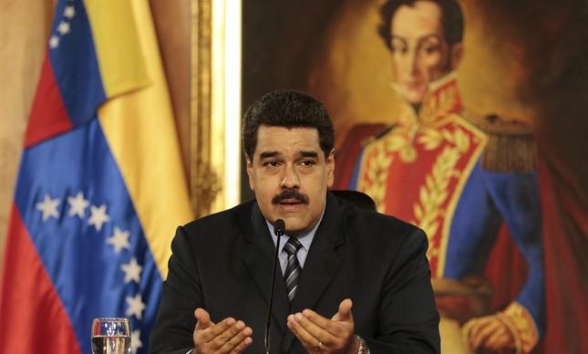 O presidente venezuelano, Nicolás Maduro (Foto: Reuters)