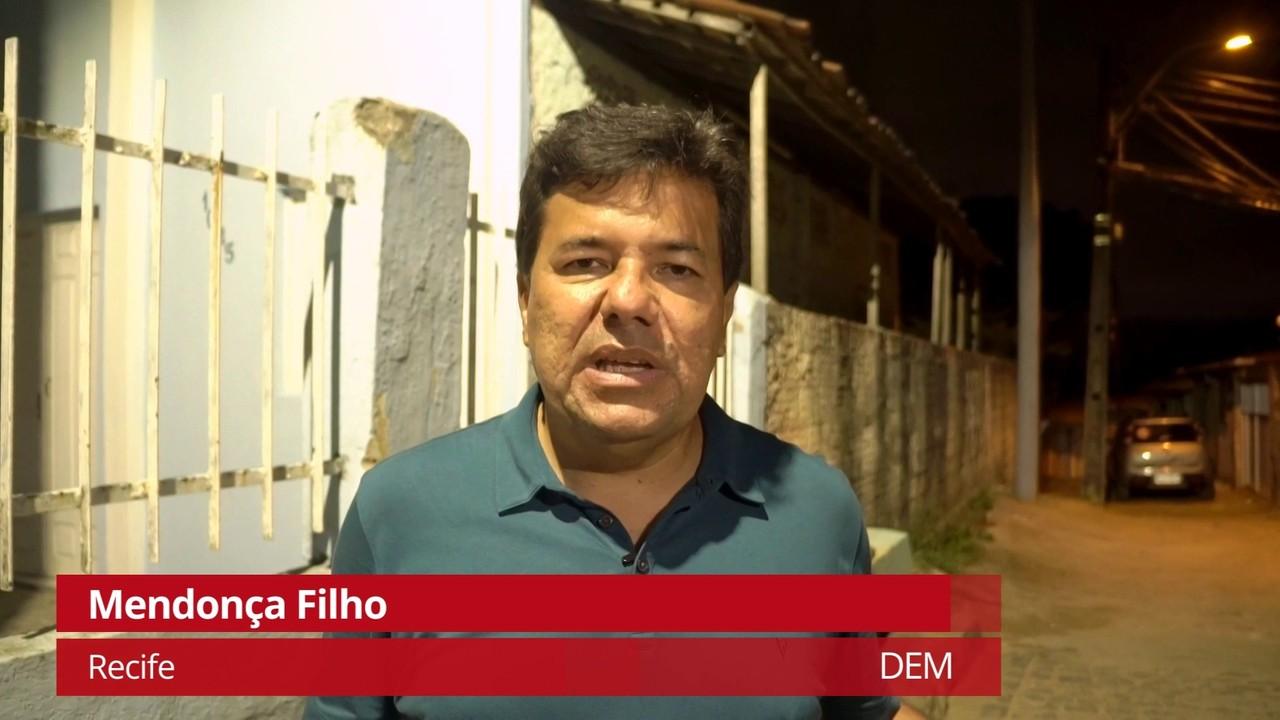 Mendonça Filho fala sobre propostas da saúde para melhorar a atenção básica no Recife
