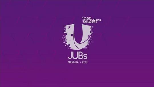 Rebeca Campos conquista mais duas medalhas no Jubs; AC vence primeiras nos esportes coletivos