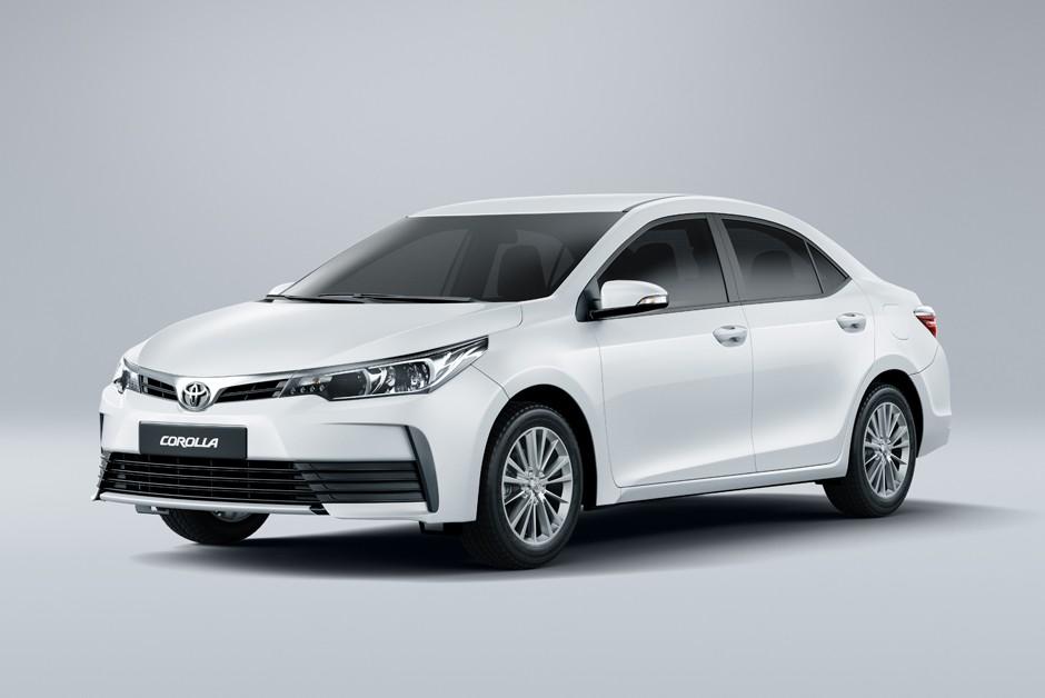 Toyota Corolla é um modelo que tem o estigma de atender a um público mais velho (Foto: Divulgação)