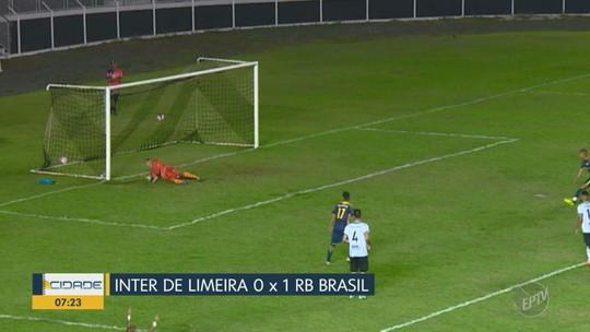 """Vallim ignora lanterna do grupo e avisa adversários da Inter: """"Não deixem a gente classificar"""""""