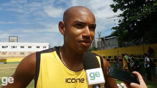 Em primeira entrevista, Luiz Alberto diz que ainda não assinou com o Tupy
