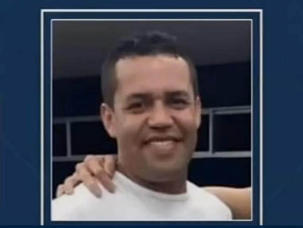 Fernando ficou desaparecido por uma semana e foi encontrado morto, na localidade de Caverna, na Serra da Meruoca — Foto: Reprodução/TV Verdes Mares