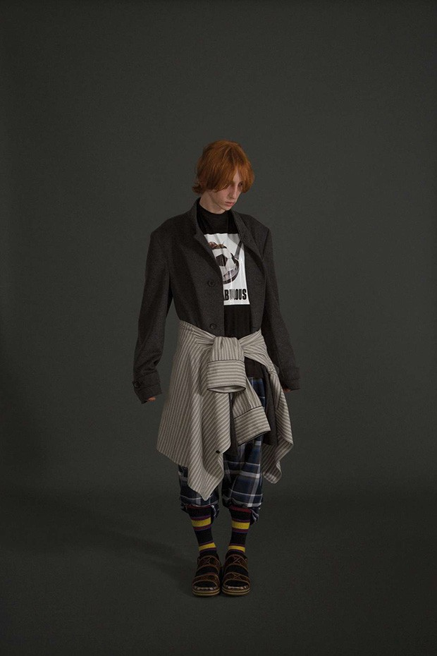Moda grunge (Foto: Gabriela Schmidt)