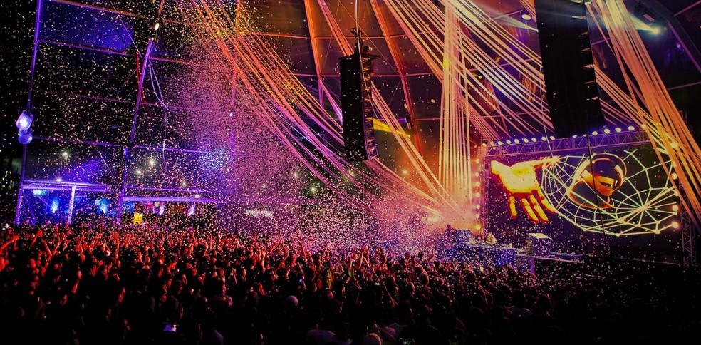 Festa terá line-up de música eletrônica no Rock in Rio — Foto: Divulgação