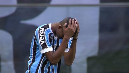 Em alta, Jean Pyerre lembra quase empréstimo e lamenta gol anulado contra Chape