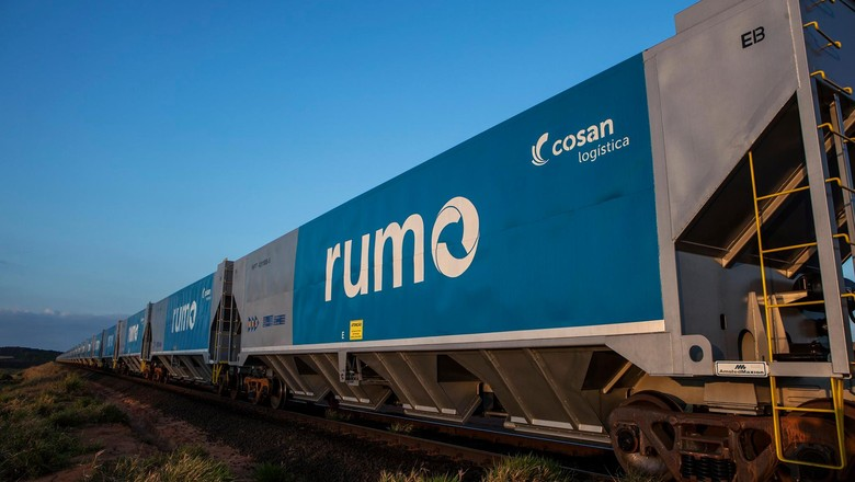 Cosan-Rumo (Foto: Cosan/Rumo/Divulgação)