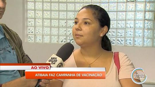 Atibaia realiza vacinação 24 horas após duas mortes por febre amarela